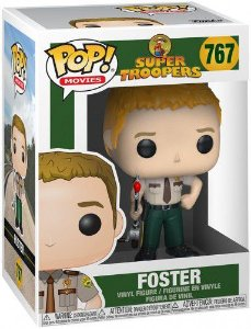 Funko Pop Foster Super Troopers 767