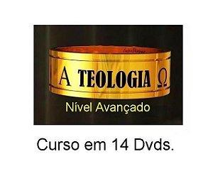 Curso de Teologia com 14 Dvds, Frete Grátis e Envio Imediato.