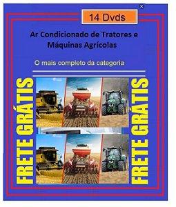 Curso de Ar Condicionado Automotivo, Caminhões e Máquinas Agrícolas, Promoção especial.