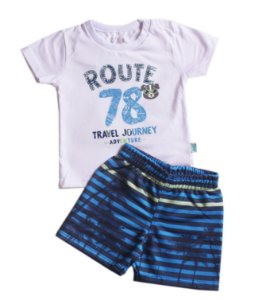 Conjunto Route 78 Kiko Baby