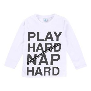 Camiseta Play Hard Gijo