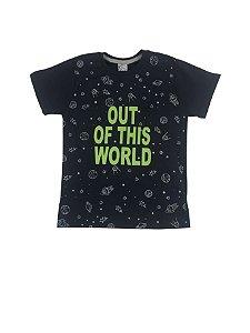 Camiseta Astronauta Caramelo