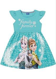 Vestido Frozen Family Forever Fakini