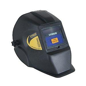 Mascara Solda Automatica Com Regulagem Lynus Msl 500s C/c.a.