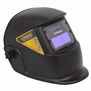 Mascara De Solda Escurecimento Automático Lynus 350f C/ C.a.