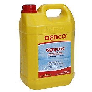 Genco Genfloc Clarificante /aux De Filtração - 5 Litros