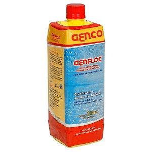 Genfloc Genco Clarificante E Auxiliar De Filtração 1l