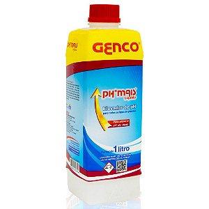 Genco Ph Mais Liquido Elevador De Ph - 1 Lt