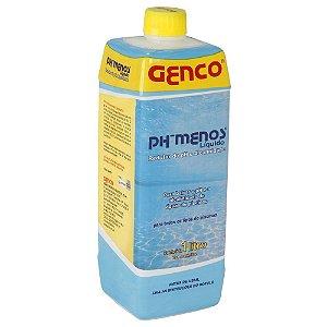 Genco Ph Menos Liquido Acidulante - 1 Lt