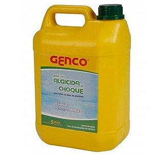 Genco Pool-trat Algicida Choque - 5 Litros