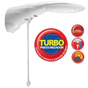 Ducha Advanced Eletronica Turbo Lorenzetti