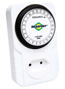 Timer Analógico 127/220v 60hz Brasfort