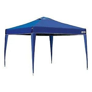 Tenda Gazebo Xflex Oxford 3x3mts Azul Mor Ref 3531