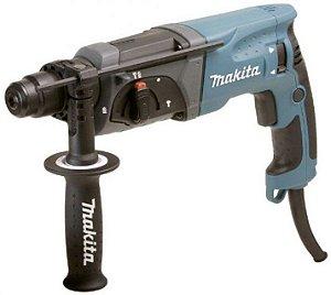Martelete Rompedor Rotativo Makita 800w 24mm Hr2470 220v