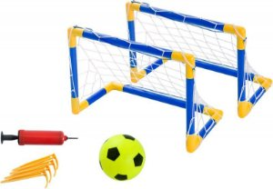 Kit Jogo De Futebol Infantil Bel Trave Rede Bola E Bomba