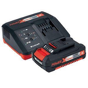 Bateria Com Carregador 18v 2amp Bivolt Einhell