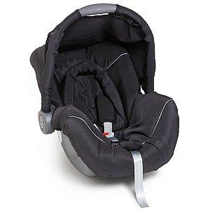 Bebê Conforto Galzerano Piccolina 0 A 13 Kg - Preto/cinza