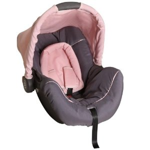 Bebê Conforto Galzerano Piccolina 0 A 13 Kg - Rosa Bebê 8140