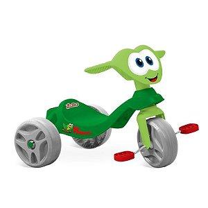 Triciclo Bandeirante Zootico Froggy 785