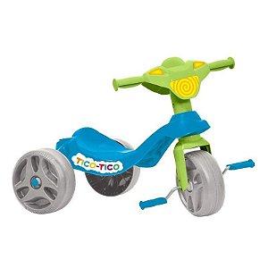 Triciclo Tico-tico Azul Bandeirante 650