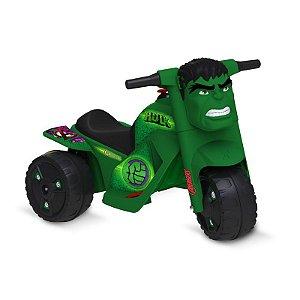 Moto Elétrica 6v Marvel Hulk Bandeirante 3001