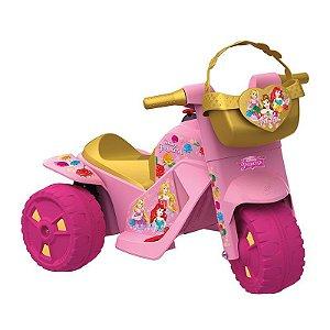 Moto Elétrica 6v Disney Princesas Bandeirante 3102