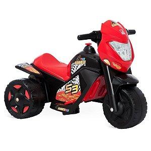 Moto Eletrica Ban Moto Preta 6v Bandeirante 2592