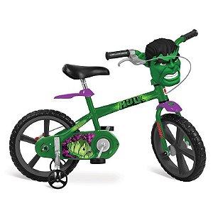 Bicicleta Aro 14 Hulk Bandeirante 3019