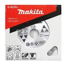 Disco Diamantado Turbo D-42553 Makita