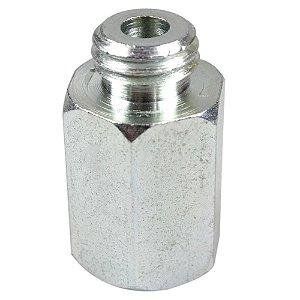 Adaptador De Boina Para Lixadeira E Politriz M 14 X 5/8 Pol.
