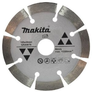 Disco Diamantado Makita Prom Segmentado D-44351