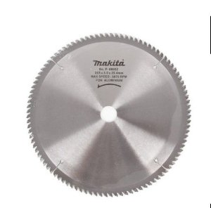 Disco Serra Circular D-59162 Makita 100 Dentes Para Alumínio