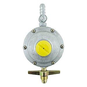 Registro Regulador Válvula Gás Grande P/botijão S/ Manômetro