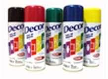 Tinta Spray Decor Branco Gelo 350ml - Colorgin