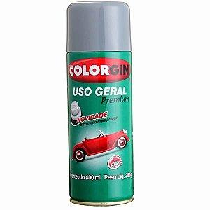 Tinta Spray Alumínio 350ml Uso Geral - Colorgin