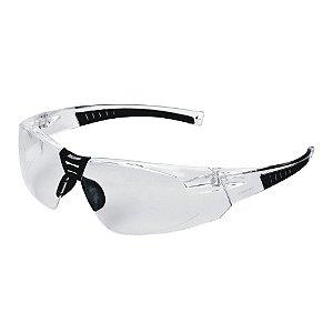 Oculos De Segurança Cayman Sport Incolor Carbografite
