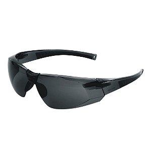 Oculos De Segurança Cayman Sport Cinza Carbografite