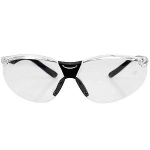 Oculos De Segurança Cayman Incolor Carbografite