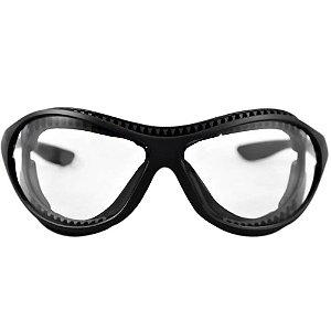 Oculos De Segurança Spyder Incolor Carbografite