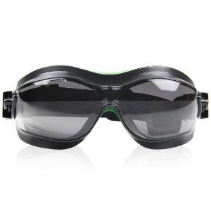 Oculos De Segurança Spyder Cinza Espelhado Carbografite