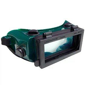 Óculos De Solda Cg 500 Com Visor Articulado Carbografite-01