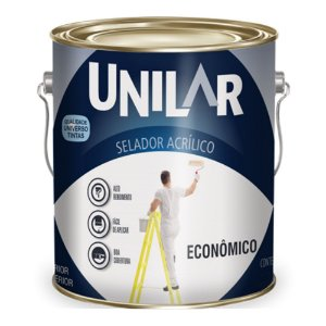Selador Unilar Acrilico Economico 3,6 Lts