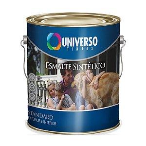 Tinta Universo Esmalte Sintetico Stand Branco 3,6lts