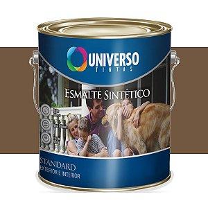 Tinta Universo Esmalte Sintetico Stand Conhaque 3,6lts