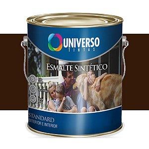 Tinta Universo Esmalte Sintetico Stand Marrom 3,6lts