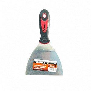 Espátula De Aço Inoxidável Lisa De 120mm - Mtx-855129