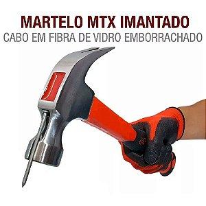 MARTELO UNHA 27 MM MAGNETICA CABO FIBRA MTX - 104469