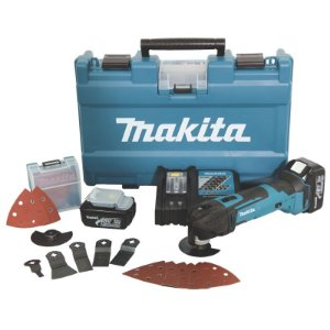 Multicortadora Bateria 18v Makita Dtm51rfex2 C/ Maleta 127v