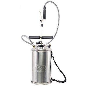 Pulverizador Inox Guarany Para Impermeabilização 10 Litros
