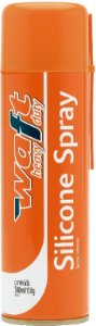 SILICONE SPRAY WAFT/BRASFORT 300 ML - 6180